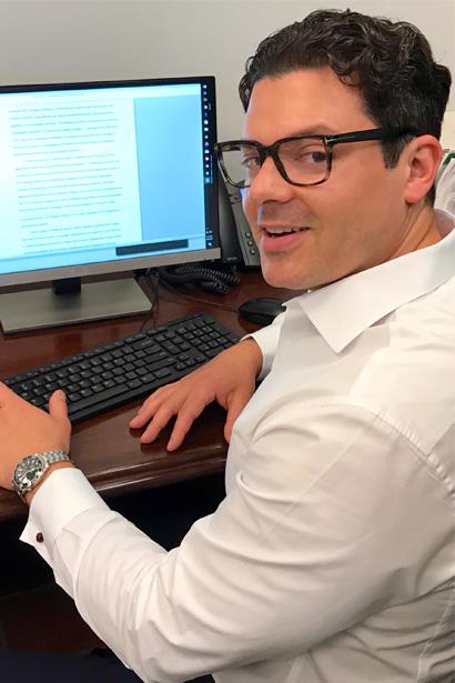 Dr Michael Stosich