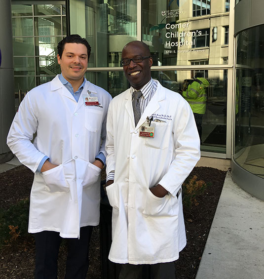 Dr-Stosich-and-Russell-Reid-University-of-Chicago-Craniofacial