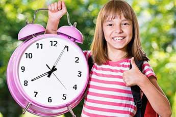 shorter orthodontic treatment time