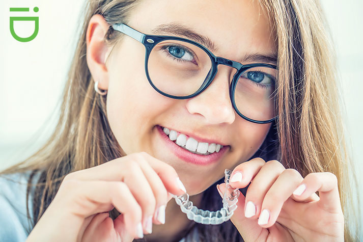 Orthodontic Treatment for Teens